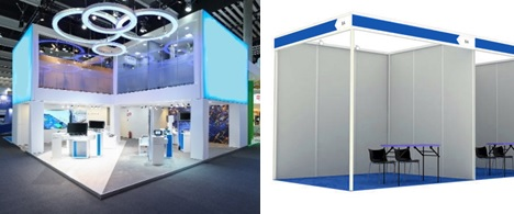 DESIGNED STAND vs MODULAR BOOTH :  the PROS and CONS