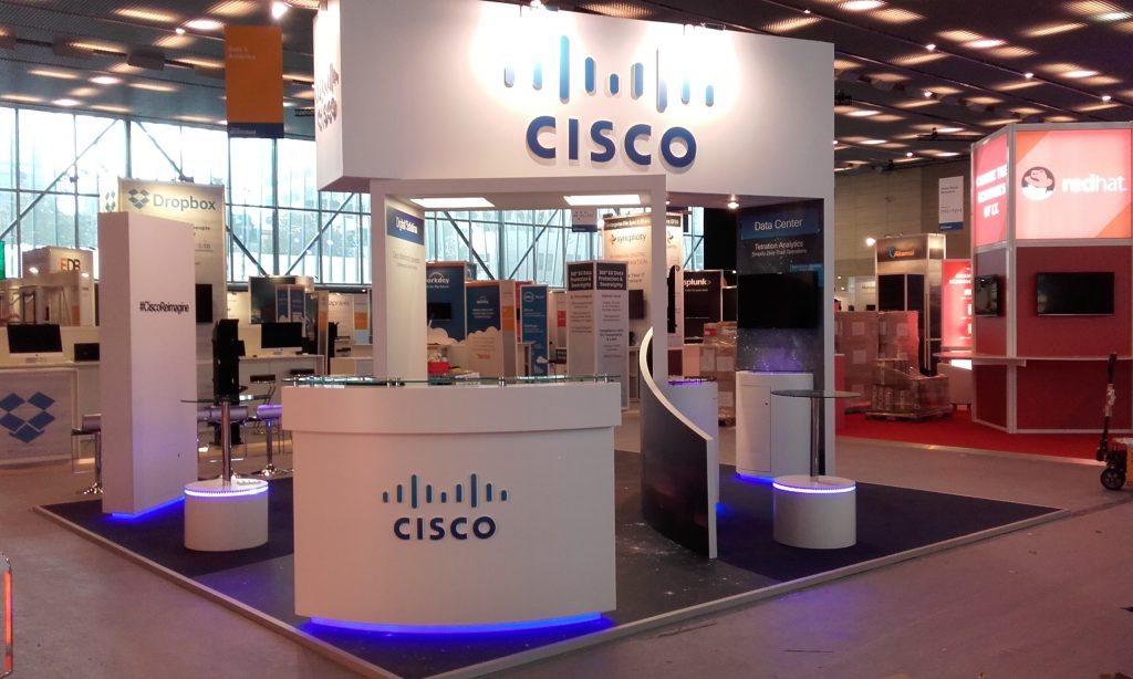 stand cisco iot mac group stands